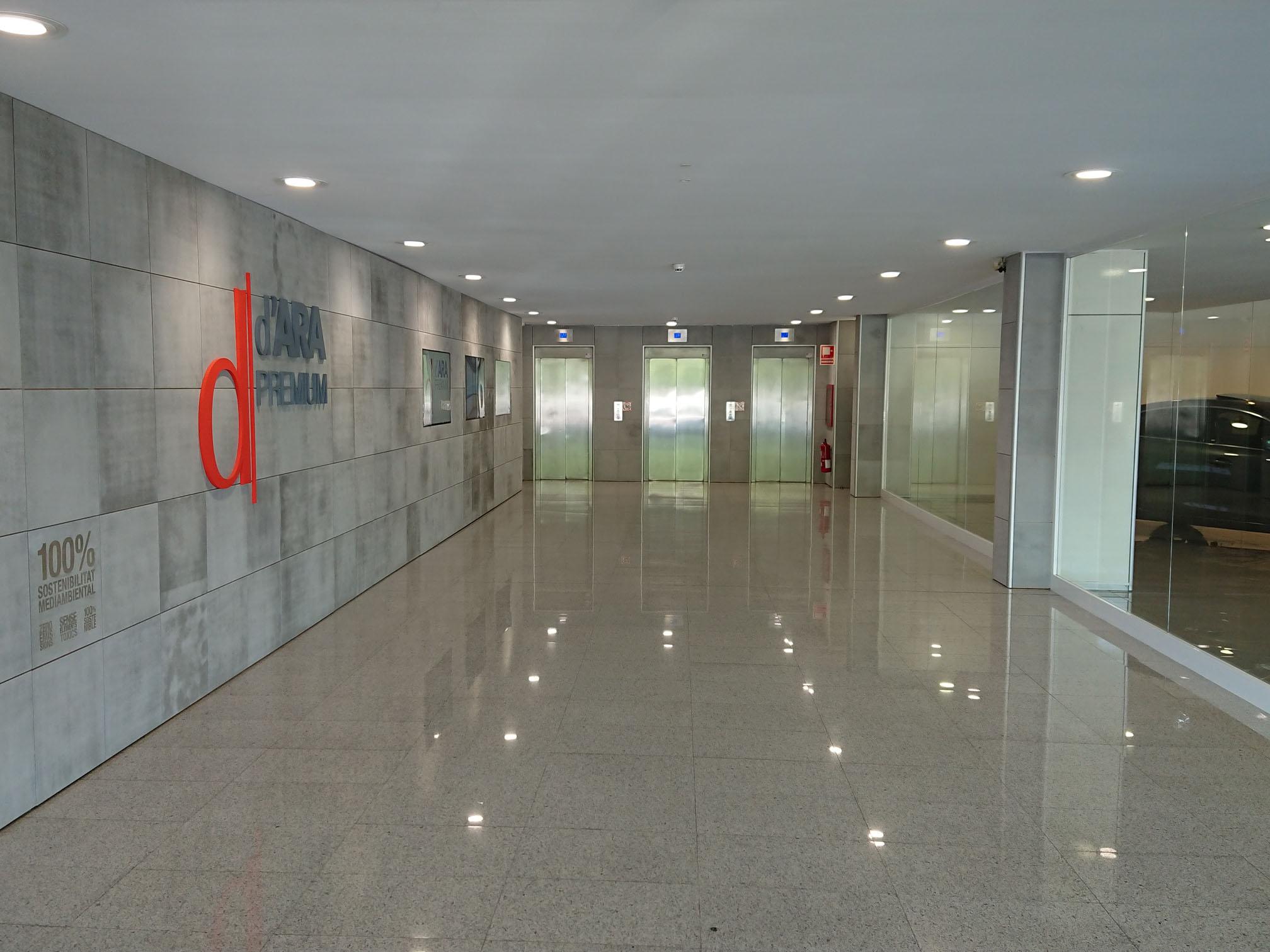 Edifici modern