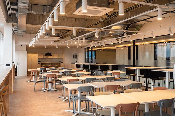 espacio de trabajo sostenible